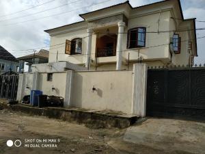 4 bedroom Semi Detached Duplex for rent Femi Jefferson Oke-Ira Ogba Lagos
