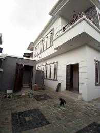 4 bedroom Semi Detached Duplex House for sale Addo road, Ajah. Just mins walk from the Ajah fly over.  Ado Ajah Lagos
