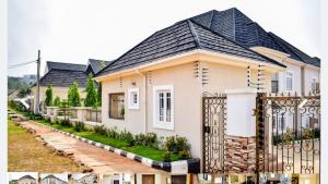 4 bedroom Terraced Duplex House for sale ASOKORO HILLS SITS Asokoro Abuja