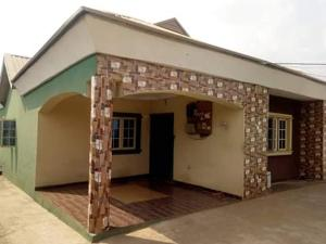 4 bedroom Detached Bungalow House for sale Iju road Fagba Agege Lagos
