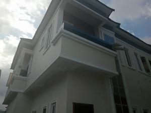4 bedroom Semi Detached Duplex House for rent Off Shoprite Road Inside Osapa Estate Osapa london Lekki Lagos