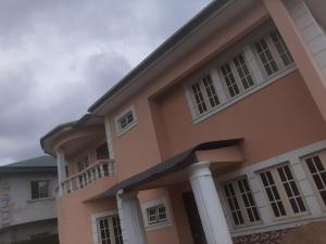 4 bedroom Flat / Apartment for rent Executive 5bedroom duplex at schim1 estate very decent and beautiful secure estate  Oko oba Agege Lagos