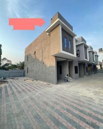 4 bedroom Terraced Duplex House for rent Off Chevron Road inside an Estate chevron Lekki Lagos
