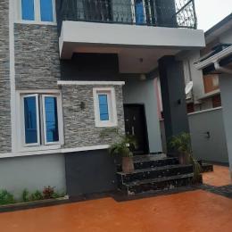 4 bedroom Detached Duplex House for sale Located at inside an Estate Berger Ojodu Lagos