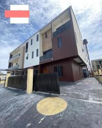 4 bedroom Semi Detached Duplex House for rent Located at Orchid Hotel Road inside an Estate with 24hrs light chevron Lekki Lagos