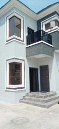 4 bedroom Detached Duplex for sale Gated Estate Oko Oba Close To Pen Cinema Oko oba Agege Lagos