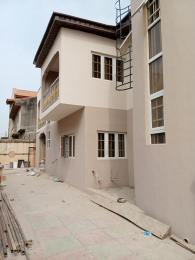 4 bedroom Terraced Duplex House for rent Estate at ojodu off grammar school. Berger Ojodu Lagos