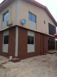 3 bedroom Blocks of Flats House for sale Oke Afa Isolo.Lagos Mainland Oke-Afa Isolo Lagos