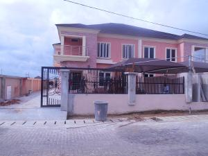 5 bedroom House for sale Fountain Springville Estate Sangotedo Ajah Lagos