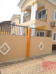 5 bedroom Detached Duplex for sale Beckly Estate Oko Oba Agege Abule Egba Oko oba Agege Lagos