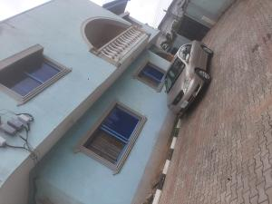 5 bedroom Flat / Apartment for rent Executive 5bedroom duplex at schim1 estate very decent and beautiful with PREPAID METER car port  Oko oba Agege Lagos