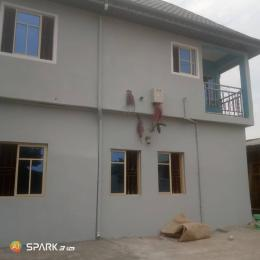 1 bedroom mini flat  Self Contain Flat / Apartment for rent Very decent and beautiful a room self contained at amadia abule egba new house with PREPAID METER and pop selling upstairs nice environment secure area  Abule Egba Abule Egba Lagos