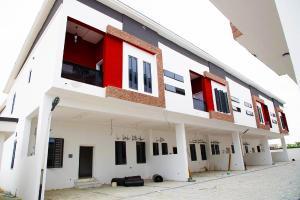 3 bedroom Terraced Duplex House for rent Orchid road lekki Lekki Lagos