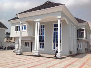 6 bedroom Detached Duplex House for sale Nvuigwe estate, Woji Trans Amadi Port Harcourt Rivers