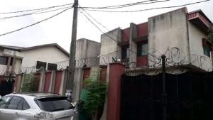 Blocks of Flats House for sale Gated Serene street off kudirat abiola way Oregun Ikeja Lagos