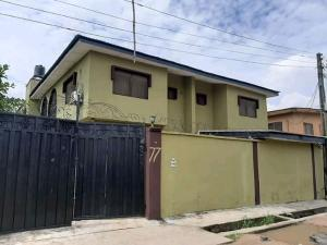 Blocks of Flats House for sale  ago palace okota Ago palace Okota Lagos