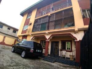 3 bedroom Blocks of Flats House for sale AGANGA WILLIAMS ESTATE OFF HARUNA STR. IFAKO-OGBA LAGOS. Ifako-ogba Ogba Lagos