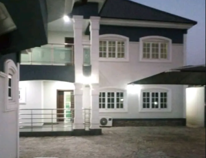 4 bedroom Detached Duplex House for sale Okhoro After Play House Off New Lagos Road Oredo Edo