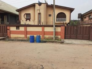 Detached Duplex House for rent Ago palace Okota Lagos