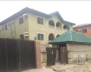 Blocks of Flats for sale Ago palace Okota Lagos
