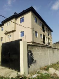2 bedroom Blocks of Flats House for sale Ago palace Okota Lagos