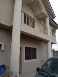 Detached Duplex House for sale ... Ago palace Okota Lagos