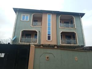 1 bedroom Mini flat for rent Off Ekoro Road Abule Egba Abule Egba Lagos