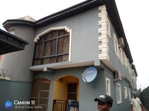 1 bedroom mini flat  Mini flat Flat / Apartment for rent ADEKOYA ESTATE OFF COLLEGE ROAD  Ogba Bus-stop Ogba Lagos