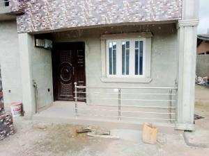 2 bedroom Blocks of Flats House for rent Inside area one estate Adura Alagbado Abule Egba Lagos