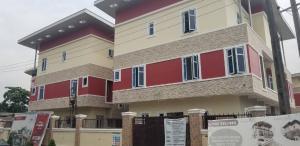 4 bedroom Semi Detached Duplex House for rent Lagos  Adeniyi Jones Ikeja Lagos