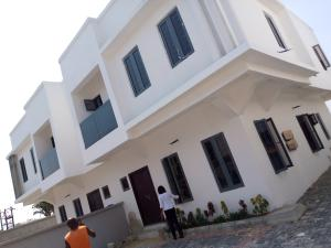 4 bedroom Terraced Duplex House for sale Diamond estate Sangotedo Ajah Lagos