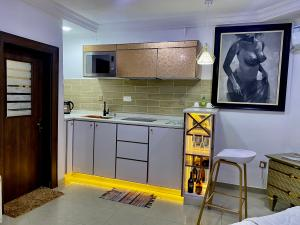 1 bedroom mini flat  Mini flat Flat / Apartment for shortlet British village wuse 2 Wuse 2 Abuja