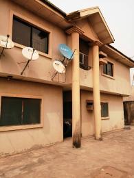 3 bedroom Blocks of Flats House for sale Burknor Estate. Lagos Mainland Bucknor Isolo Lagos