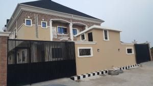 5 bedroom Semi Detached Duplex House for rent Millenuim/UPS Gbagada Lagos