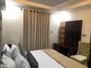 1 bedroom mini flat  Studio Apartment Flat / Apartment for shortlet Kajola Bogije  Eputu Ibeju-Lekki Lagos