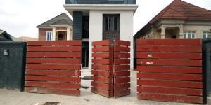 4 bedroom Detached Duplex House for sale K Farm Estate Ifako-ogba Ogba Lagos