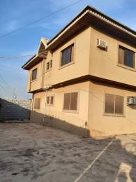 House for sale K Farm Estate Obawole, Ifako Ijaiye Ogba Lagos