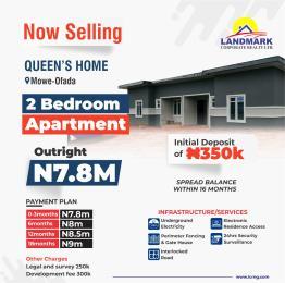 2 bedroom Penthouse Flat / Apartment for sale Mowe Ofada Kosofe/Ikosi Lagos