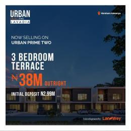 3 bedroom Terraced Duplex House for sale Ogombo road, off Abraham Adesanya, lekki-Ajah, Lagos Ogombo Ajah Lagos