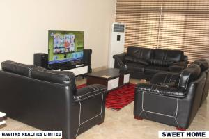 4 bedroom Studio Apartment Flat / Apartment for shortlet Golf Estate, Peter Odili Road Ikwerre Port Harcourt Rivers