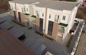 Terraced Duplex House for sale 2mins drive from Wuse Mabushi Abuja