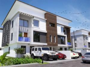 4 bedroom Semi Detached Duplex House for sale Omole Phase 2 River valley estate Ojodu Lagos