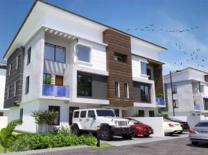 4 bedroom Semi Detached Duplex House for sale Omole Phase 2 Omole phase 2 Ojodu Lagos
