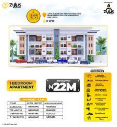 1 bedroom mini flat  Blocks of Flats House for sale Ajiwe  Abraham adesanya estate Ajah Lagos