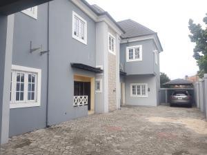 2 bedroom Semi Detached Duplex House for rent Off peter Odili road  Trans Amadi Port Harcourt Rivers