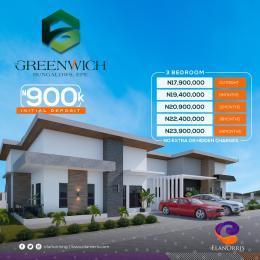 3 bedroom Semi Detached Bungalow House for sale Odorangushi,otedola Housing Estate Epe Road Epe Lagos