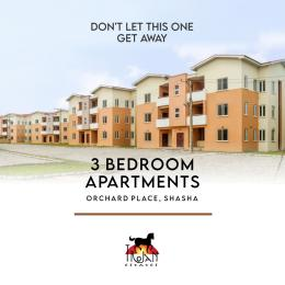 3 bedroom Flat / Apartment for sale Shasha Alimosho Lagos