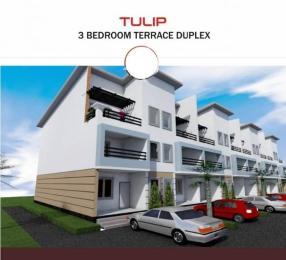 3 bedroom Terraced Duplex House for sale PP Estate - Jabi Airport Road Jabi Abuja