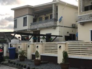 4 bedroom Detached Duplex House for rent Lakeview Estate,  along Orchid hotel Road Lekki Phase 1 Lekki Lagos