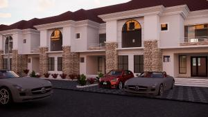 4 bedroom Semi Detached Duplex House for sale Muazu Madazki Crescent, Katampe Extension Katampe Ext Abuja